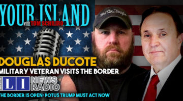 Douglas Ducote Discusses The Border Crisis