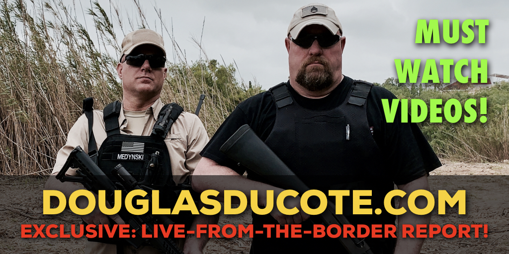 Douglas Ducote Live From the US Border