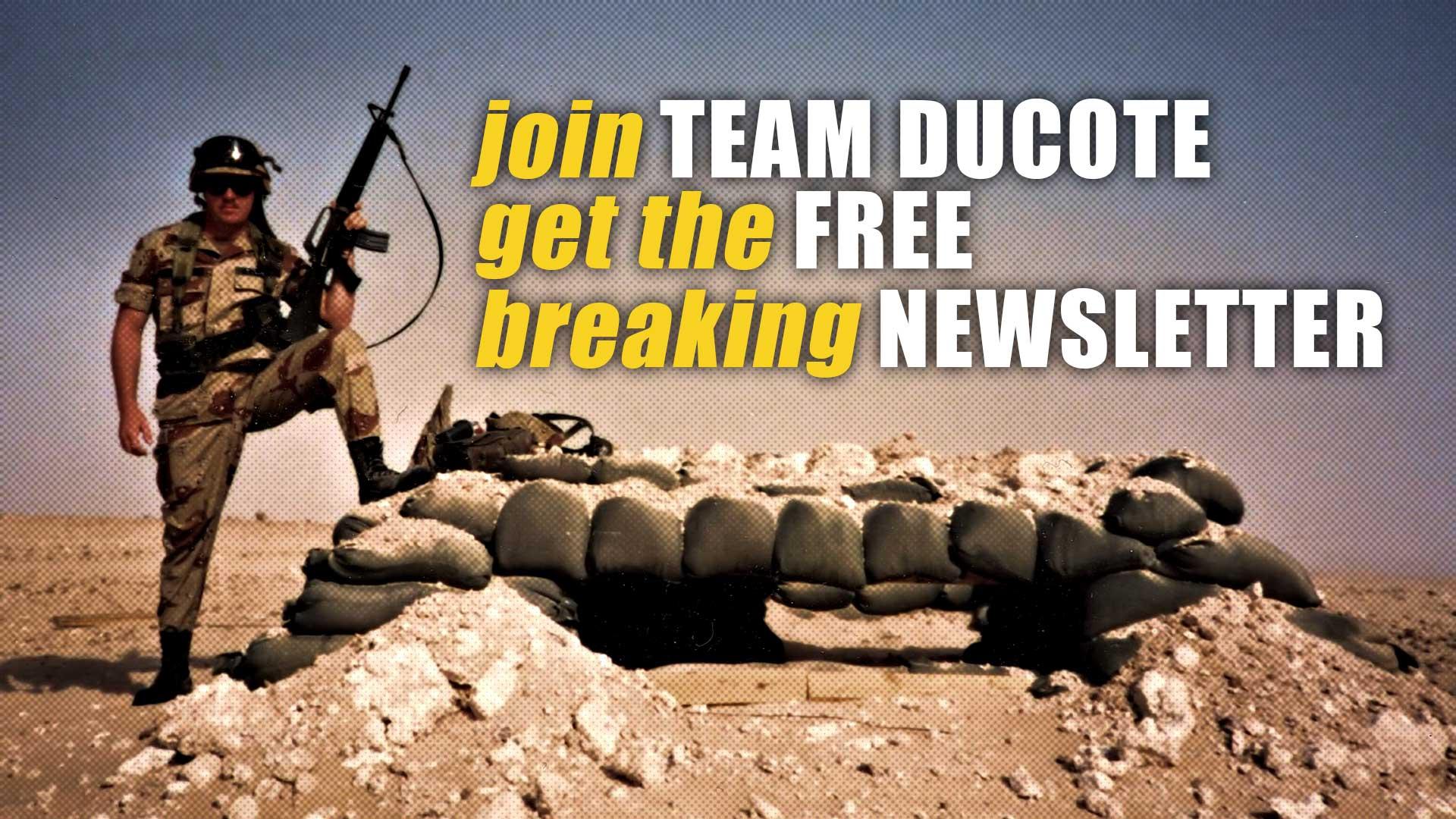 Douglas Ducote Newsletter