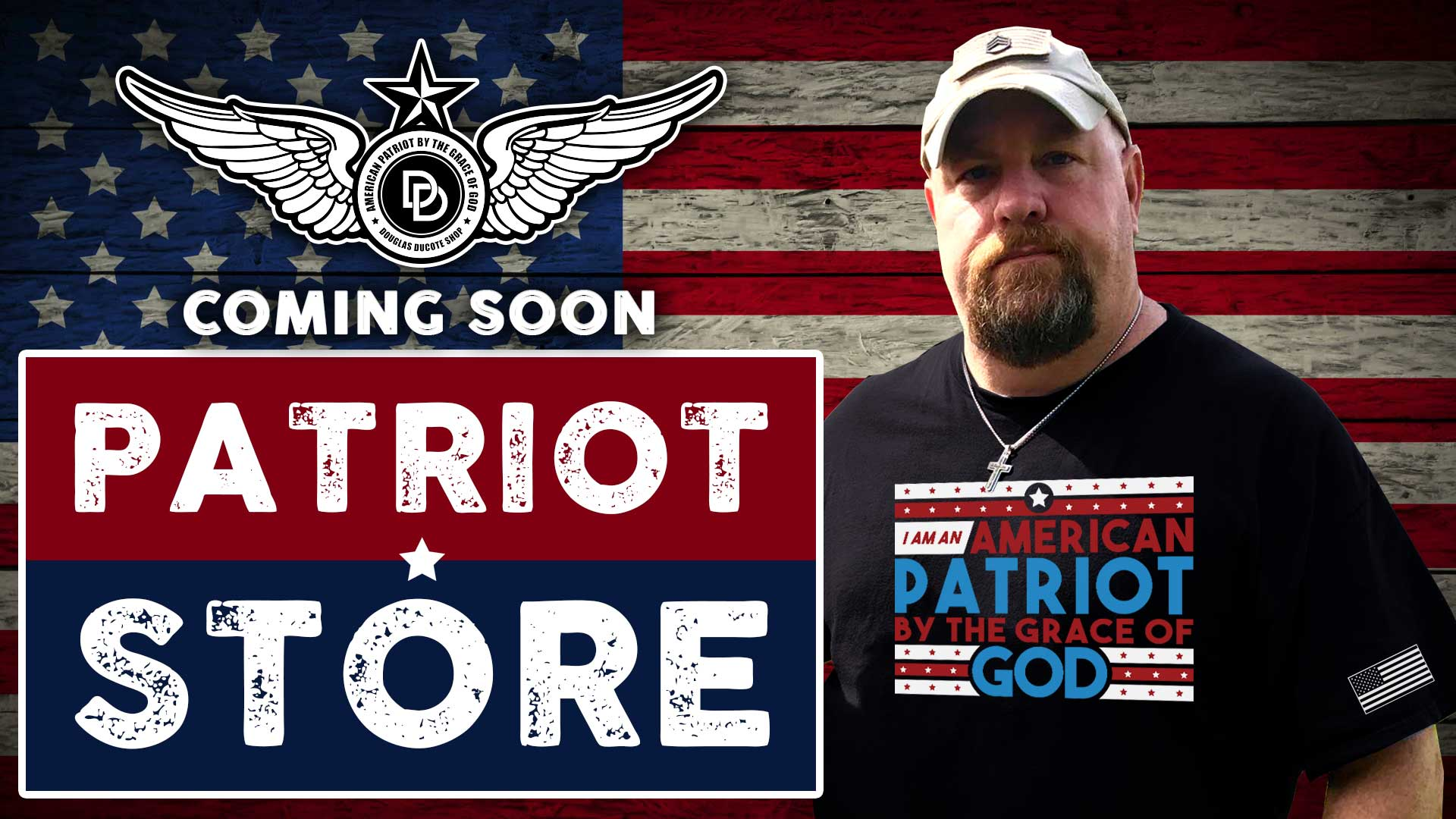 Douglas Ducote Patriot Shop