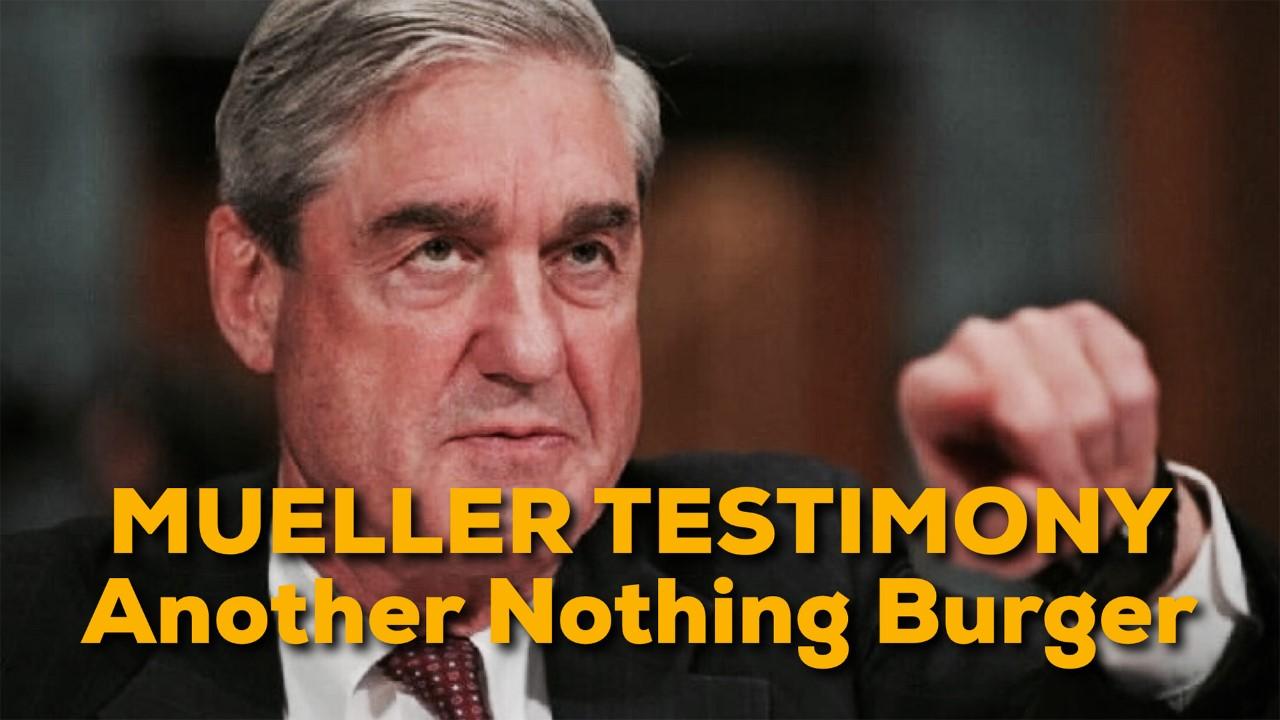 Mueller nothing burger