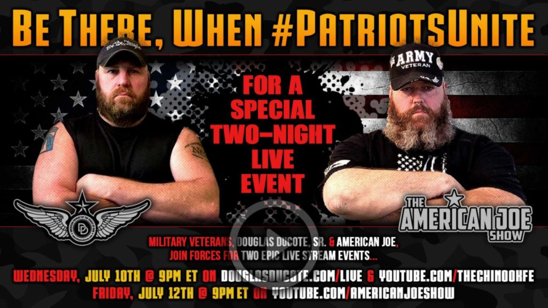 Patriots-Unite-Epic-Event-Live-With-Douglas-Ducote-And-American-Joe-2