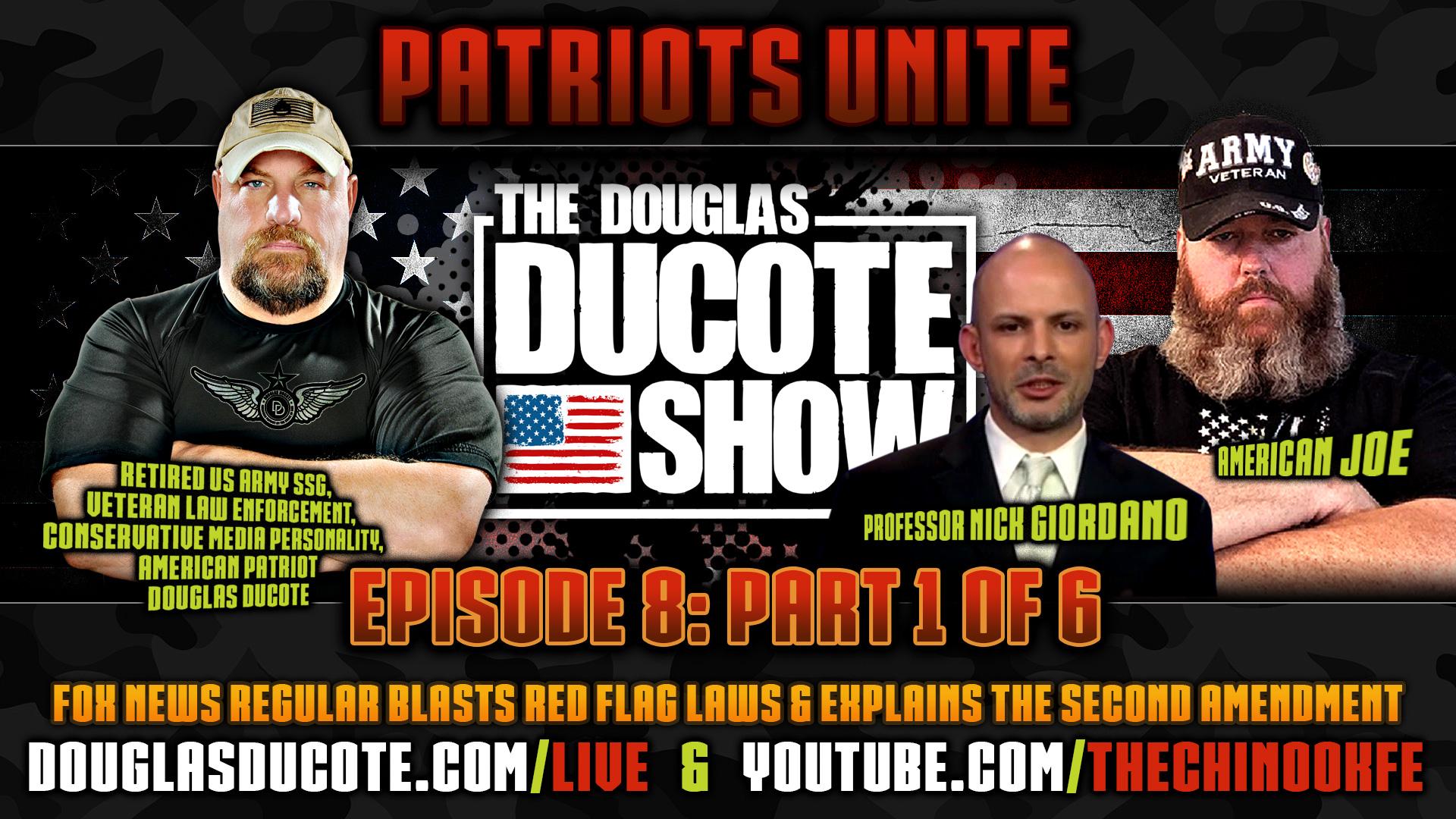 TDDS-Episode-8-Part-1-of-6-American-Joe-Professor-Nick