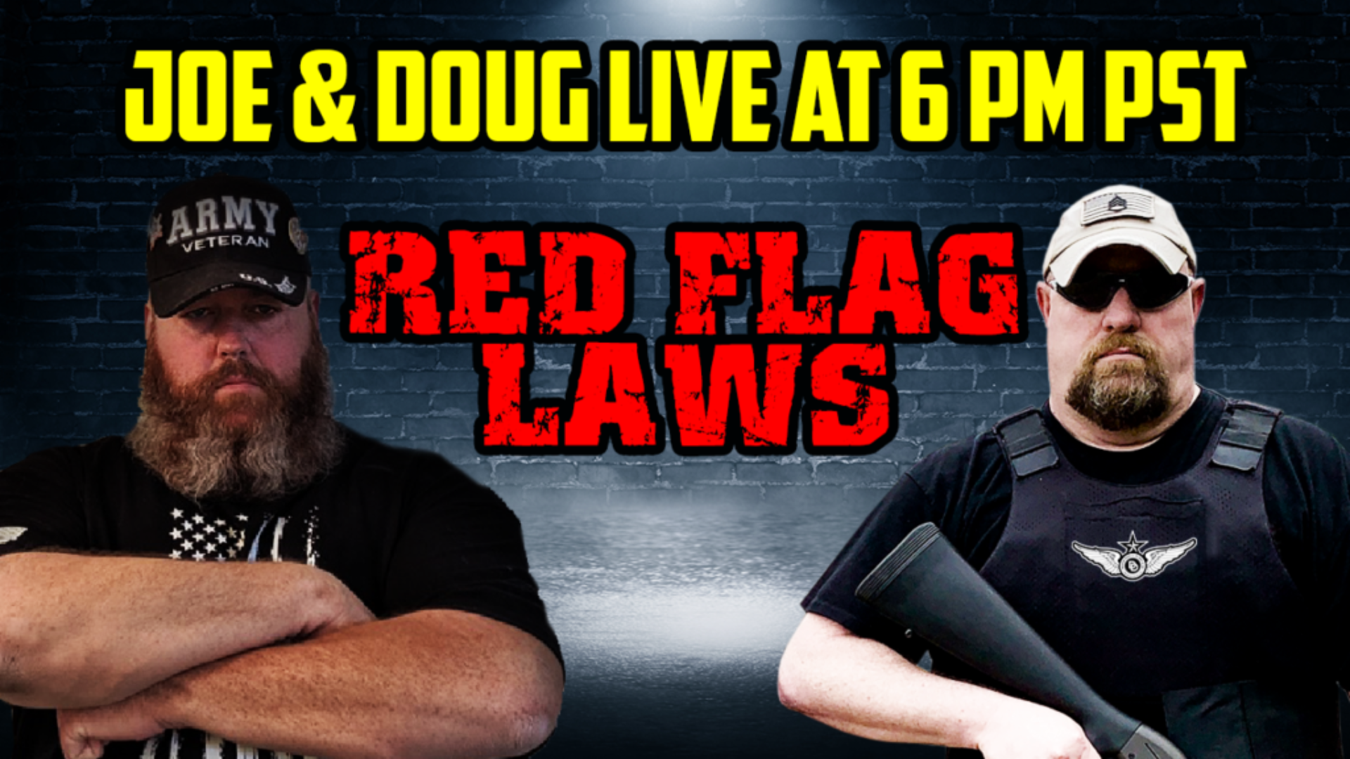 doug and joe red flag