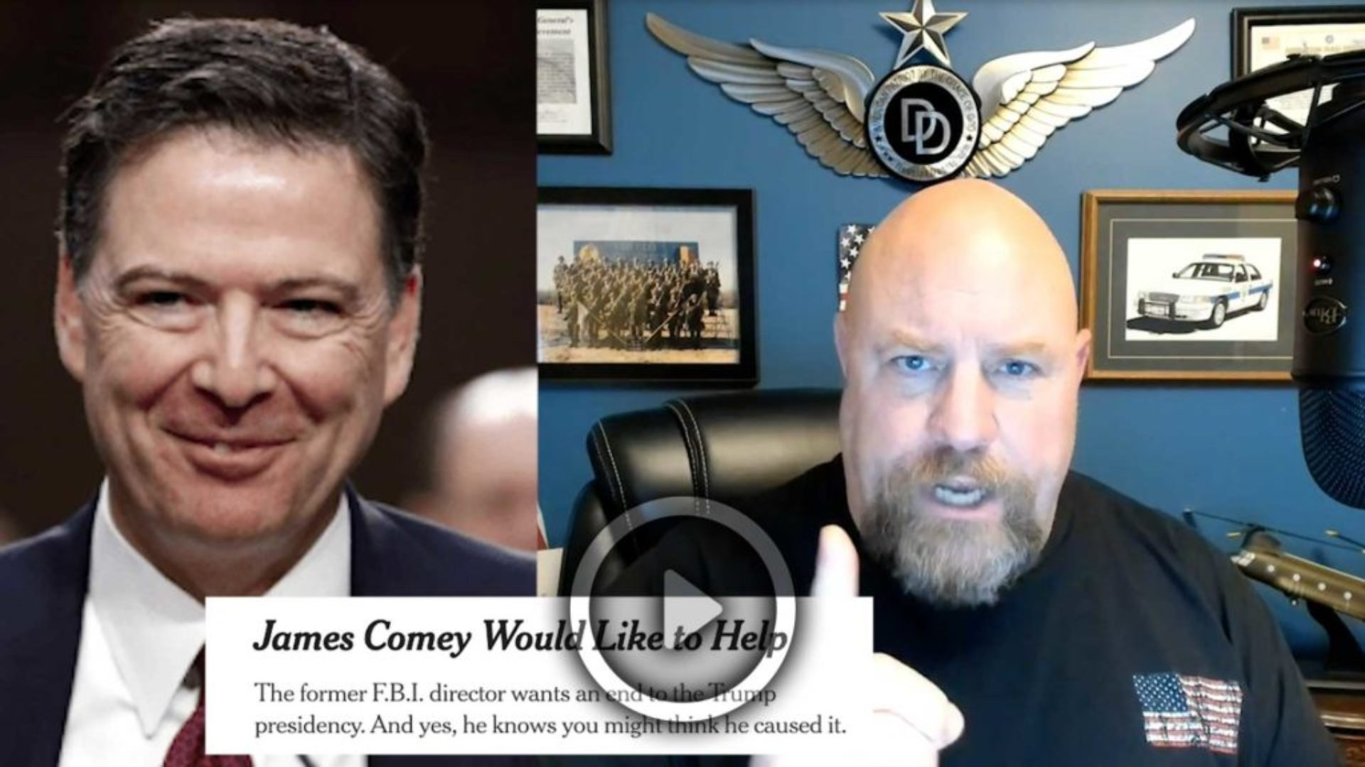 Crooked-James-Comey-Raking-In-Millions-2