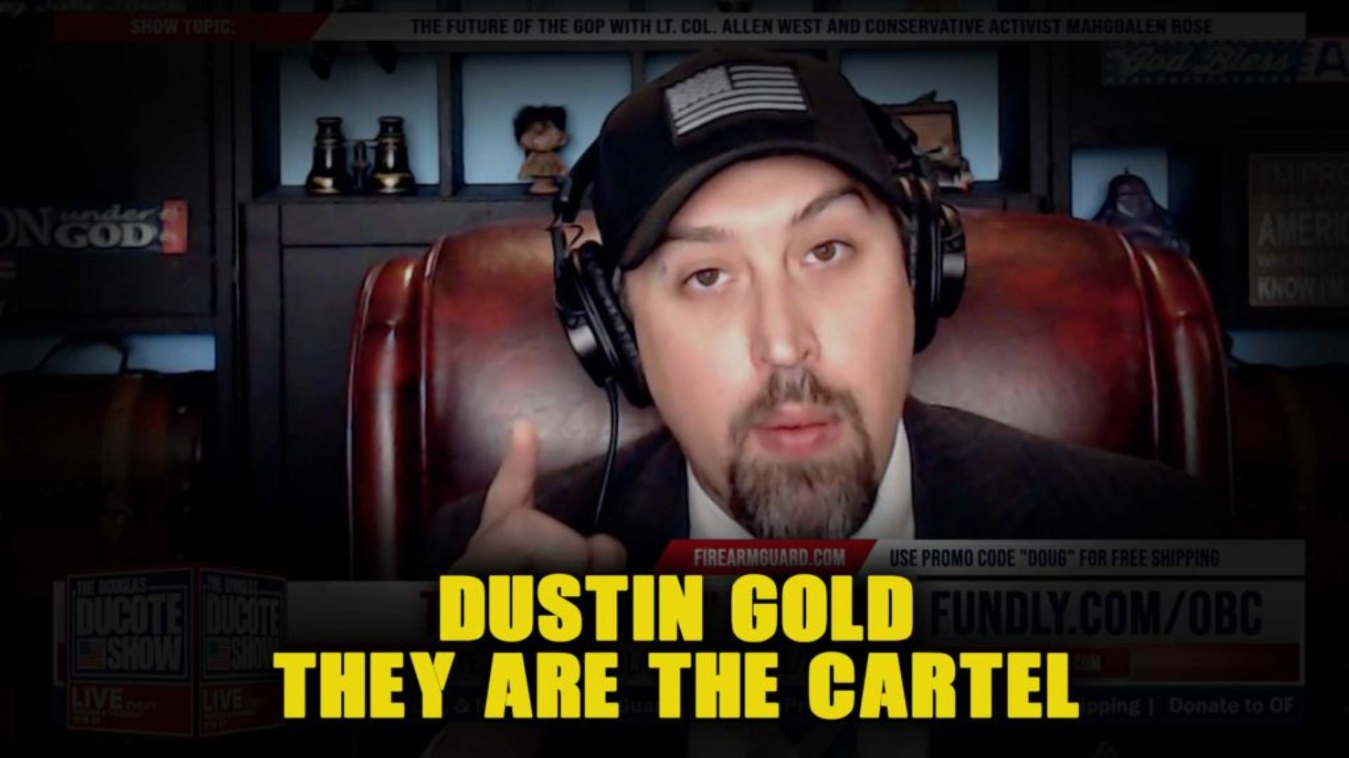Dustin-Gold-They-Are-The-Cartel