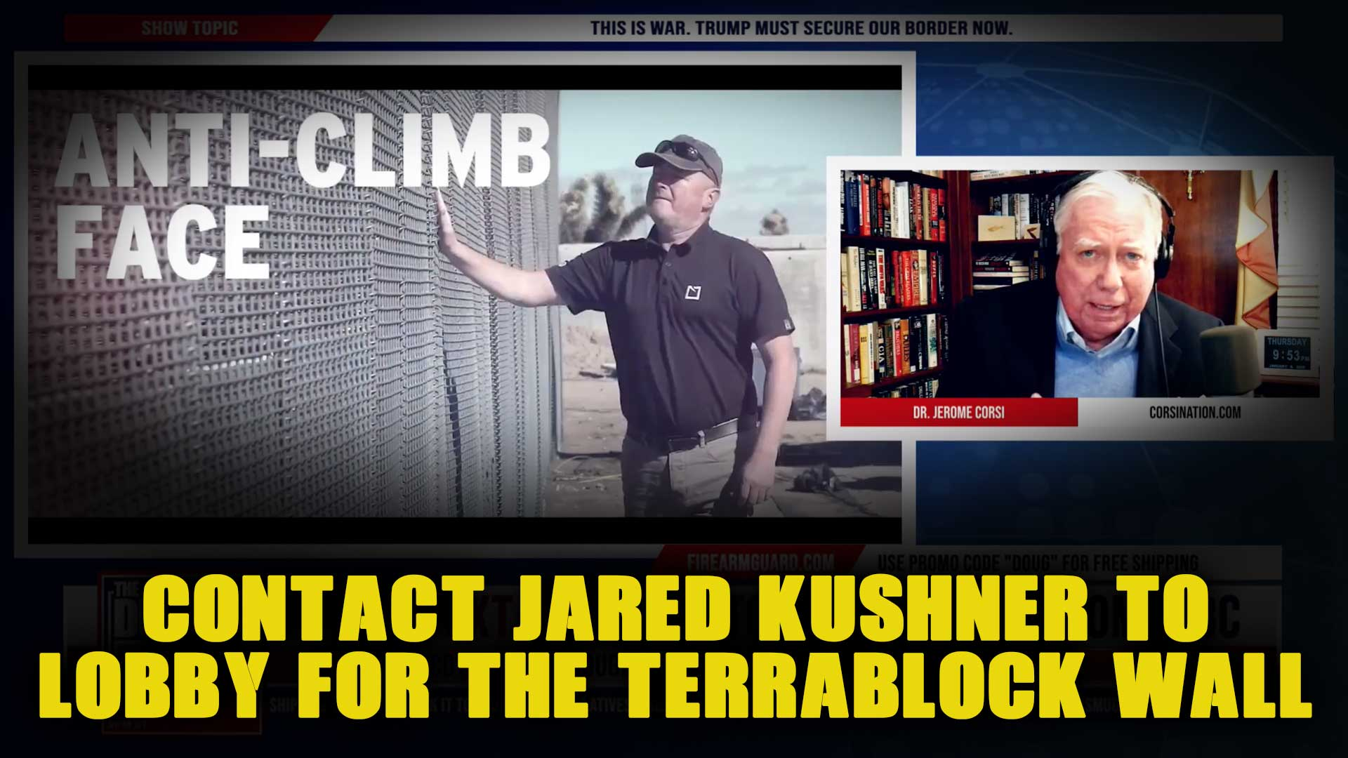 Dr-Jerome-Corsi-Jared-Kushner-Is-The-Point-Man