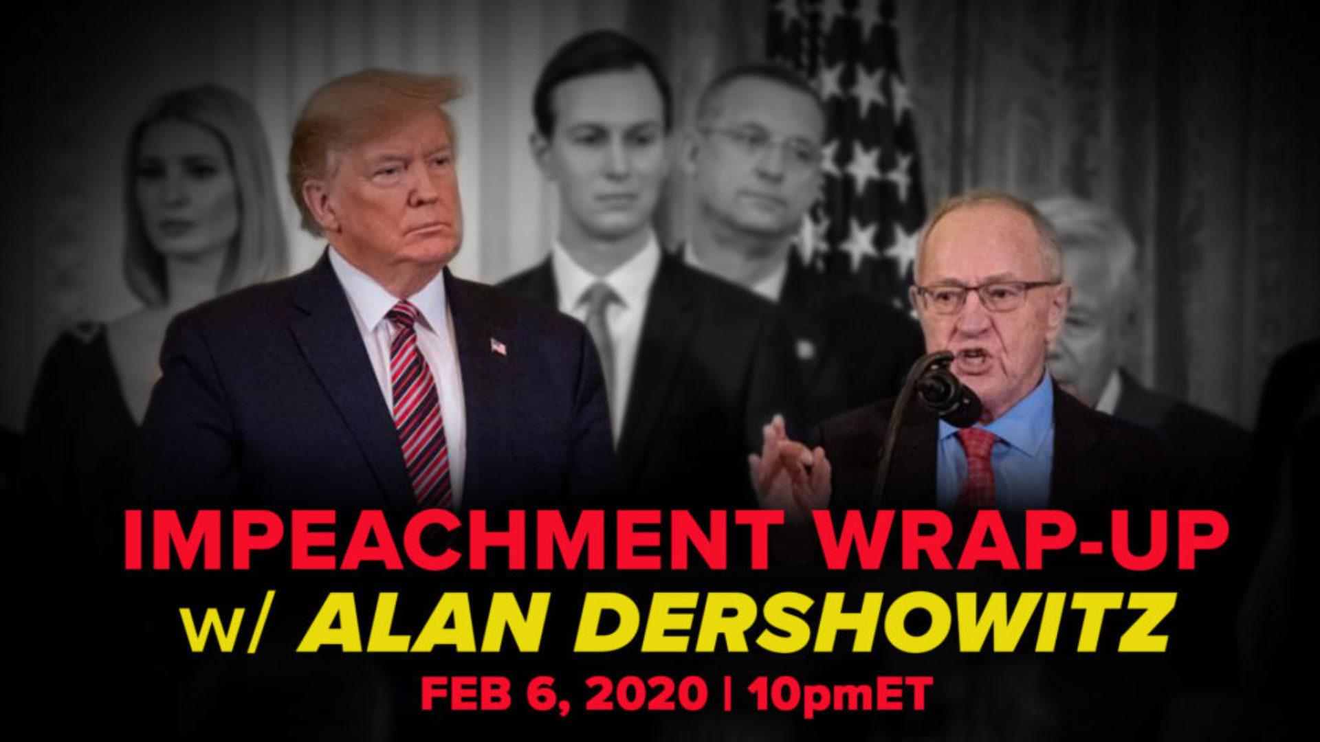 Impeachment-Wrap-Up