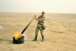 Operation Desert Shield/Storm 1990/91 (I'm not cooking Gumbo)