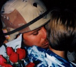 Returning from Operation Desert Storm April 18th 1991