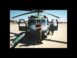 Me and my HH-60G Pave Hawk Helicopter #119 129th Rescue Sqd. Moffett Federal Airfield, Ca. 2000