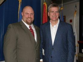 Me and La. Senator Bill Cassidy