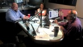 Radio interview in Nashville, Tn.